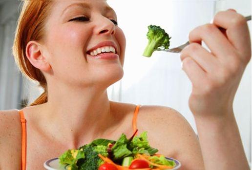 thực đơn giảm cân khoa học với rau củ
