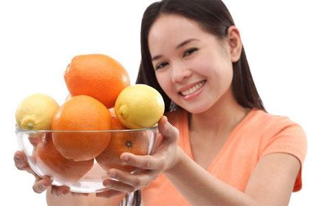 thực đơn giảm cân khoa học với trái cây